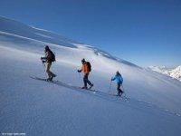 课程和指导边远地区滑雪登山格雷多斯
