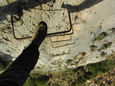 GUÍAS Historias de montaña Vía Ferrata
