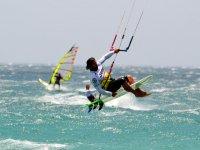 kite surf tarifa cadiz cielo y mar