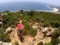 Bicicleta btt en Cadiz