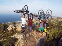 BTT en grupo Estrecho de Gibraltar