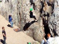 cursos de escalada en Tarifa