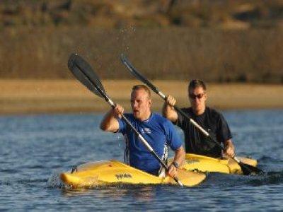Club La Santa Kayaks