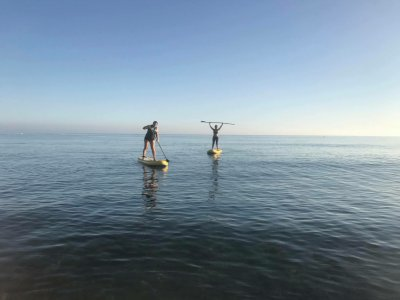 Tuga Beach Marbella Paddle Surf