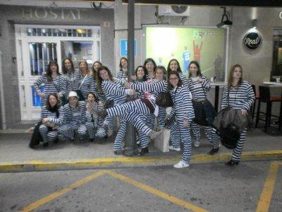 Addio tematico Prigione condizionale + Hotel 3 *