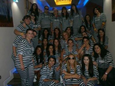 Addio tematico Prigione condizionale + Hotel 4 *