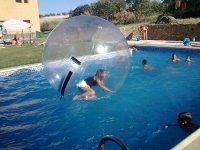 游泳池游戏
