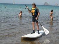 el paddle surf no tiene edad