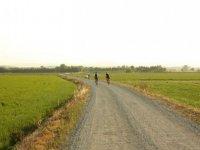 Paseamos en bicicleta