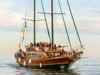 集团在巴塞罗那帆船帆船在巴塞罗那