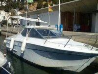 标志埃斯塔蒂特渔船渔业码头钓鱼卷轴