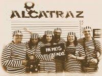 Prisoners escaped from Alcatraz