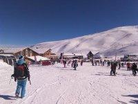 Visita a la estacion de esqui