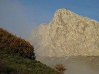 Natural wall climbing