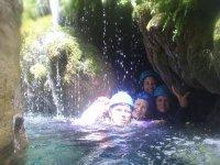 Barrancos acuáticos, perfectos para el verano