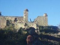 古建筑遗址