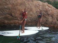 Ruta en paddle surf