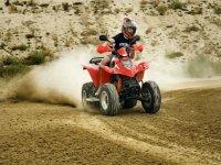 Velocidad en nuestros quads