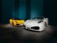 Elige tu coche de lujo