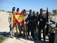 Team building: paintball and zip-line Torrevieja