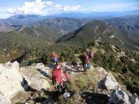 Excursion de montana