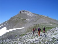 Excursiones de montaña