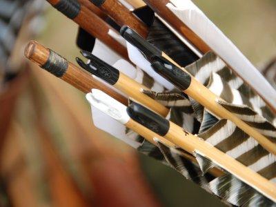 Sesión de tiro con arco de 30 min, zona Torrevieja