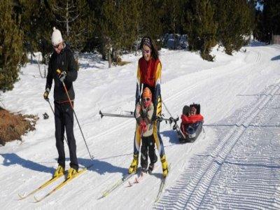 Lles de Cerdanya Esquí de Fondo
