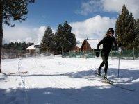 Esqui de fondo en Lleida