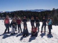 集团雪爱好者