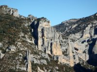 La verticalidad de la sierra