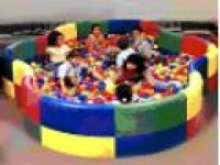 El parque de bolas más divertido