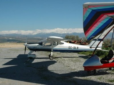 Aeroveleta Vuelo en Avioneta