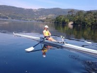 Rowing on the river 1