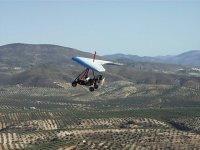 Ultralight flights