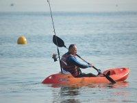 tenemos kayaks especiales de pesca
