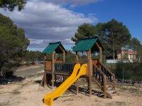 Detalle Parque Infantil