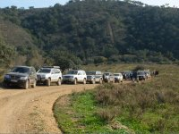 Group off-road excursions
