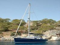 Prácticas de vela en Menorca