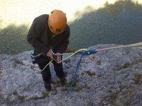 descenso montana