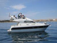 Barca di 12 metri per pesca e passeggiate