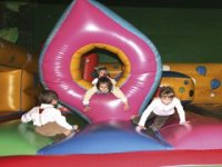 Inflatable castles for all ages