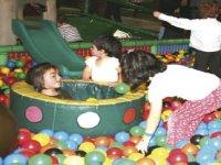 Berrio Tximi Park ball pool