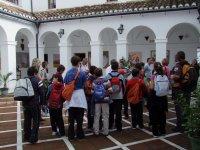 文化考察皮革博物馆研讨会散步儿童
