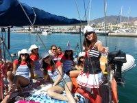 Vestidas de marineritas