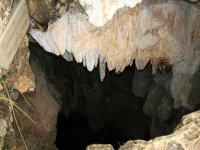 你会发现另一个世界岩溶崩落