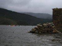 Excursion en canot abandonné