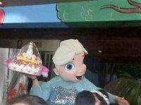 Visit of Elsa