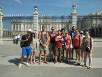 De visita por Madrid