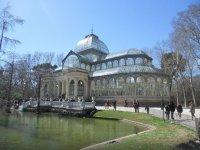 Retiro Palacio de Cristal